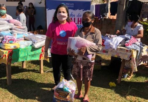 Durante a campanha, o aplicativo de entregas Go Tap integrou a ações para auxiliar quem gostaria de fazer uma doação.