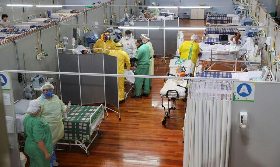 Doença atingiu 2,70 milhões de brasileiros; 69,5% já se recuperaram