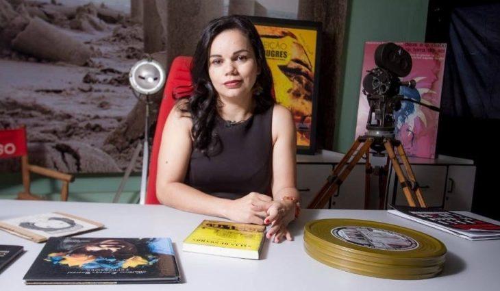 """A ação educativa """"MS 40 anos em Histórias Cinematográficas"""", curso de documentário realizado em 2017, contou com parceria da TVE Cultura MS."""