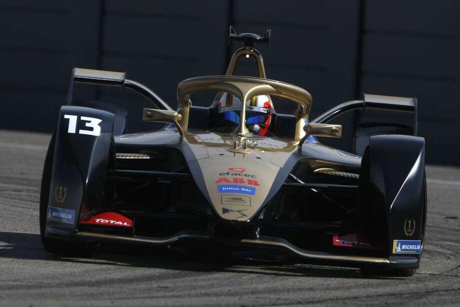 O português António Félix da Costa venceu a primeira corrida da Fórmula E desde a paralisação do campeonato, em março