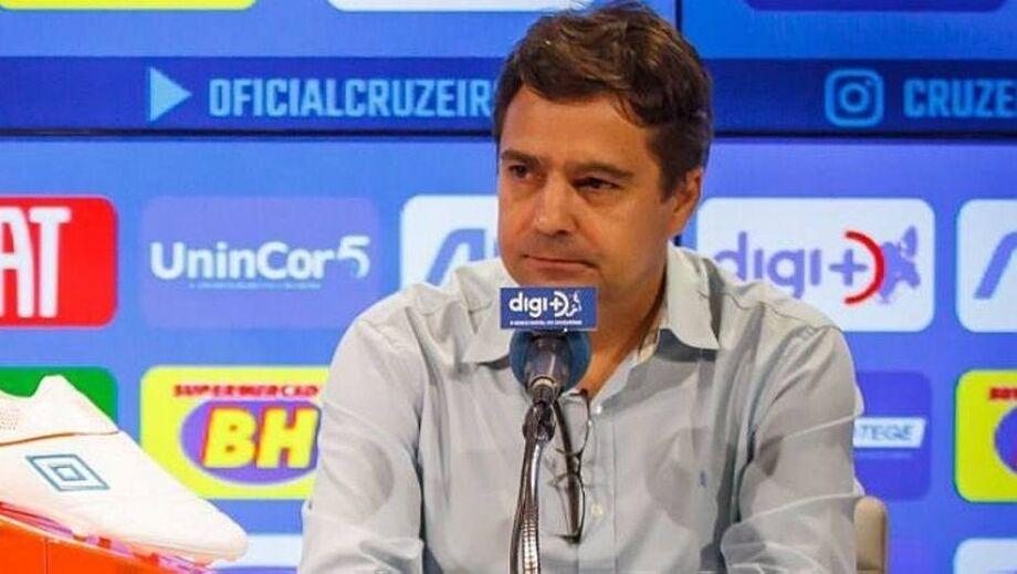 Itair Machado, ex-dirigente do Cruzeiro