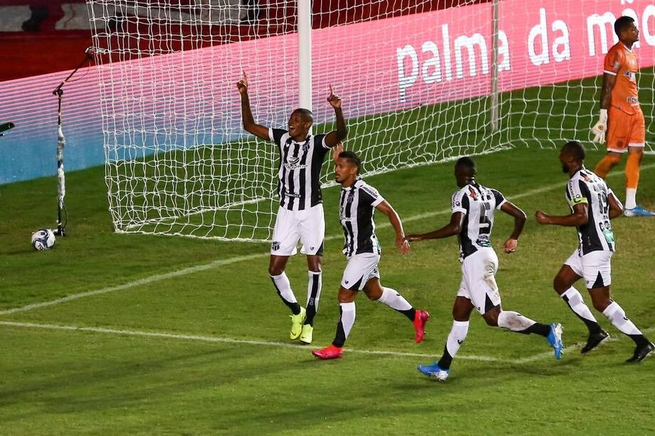 Ceará vence o Bahia e conquista a Copa do Nordeste