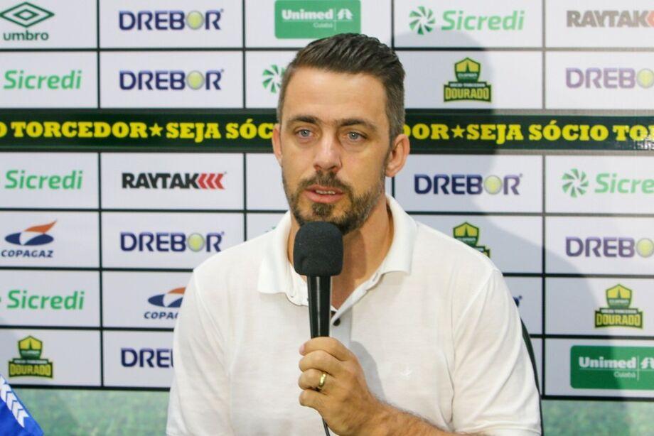 Superintendente executivo de futebol, Michel Alves