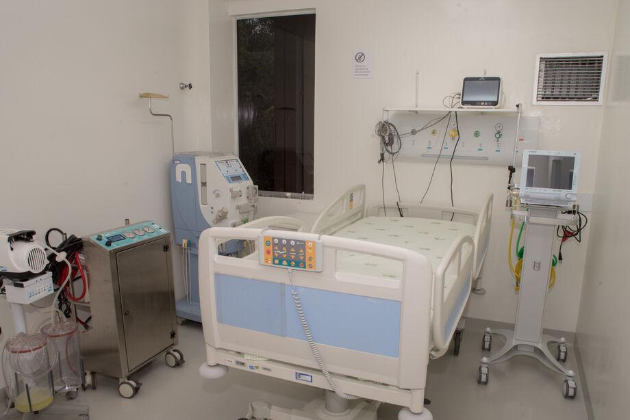 A macrorregião de Campo Grande já tem 94% dos leitos hospitalares ocupados