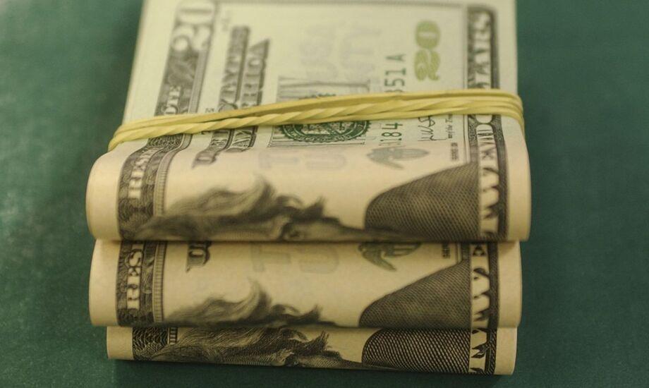 A cotação está no maior valor desde 17 de julho, quando tinha fechado em R$ 5,382.