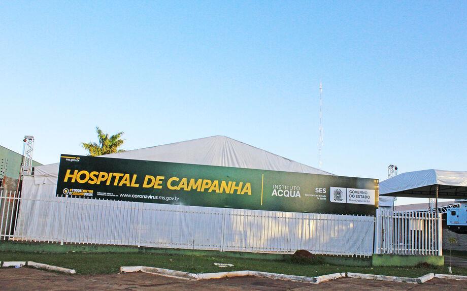 Instalado anexo ao Hospital Dr. José de Simone Netto, o HC conta com 40 leitos clínicos de enfermaria/observação.