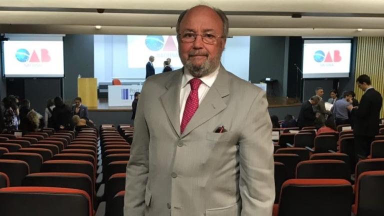 Evandro Ferreira de Viana Bandeira era advogado há 50 anos, foi o primeiro procurador judicial de Mato Grosso do Sul