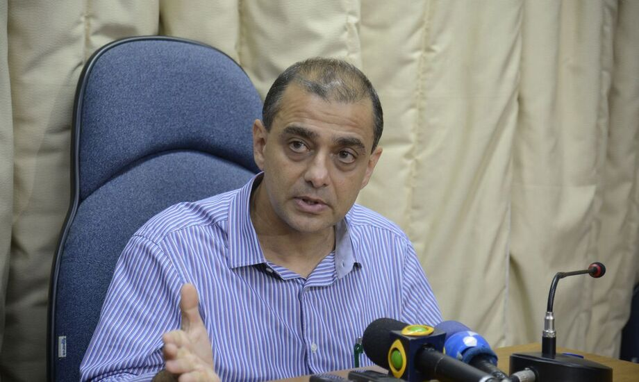 Ex-secretário de Saúde do Rio de Janeiro Edmar Santos