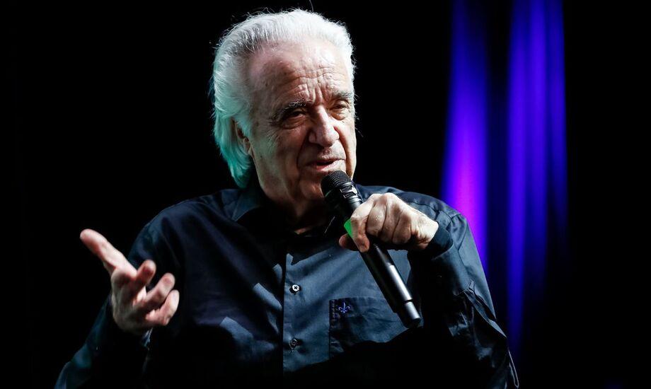 O maestro João Carlos Martins