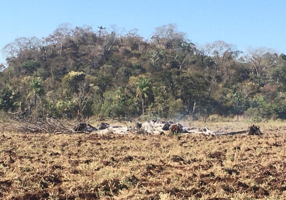 Flagrante ocorreu no município de Bonito, cidade a 298 quilômetros de Campo Grande.
