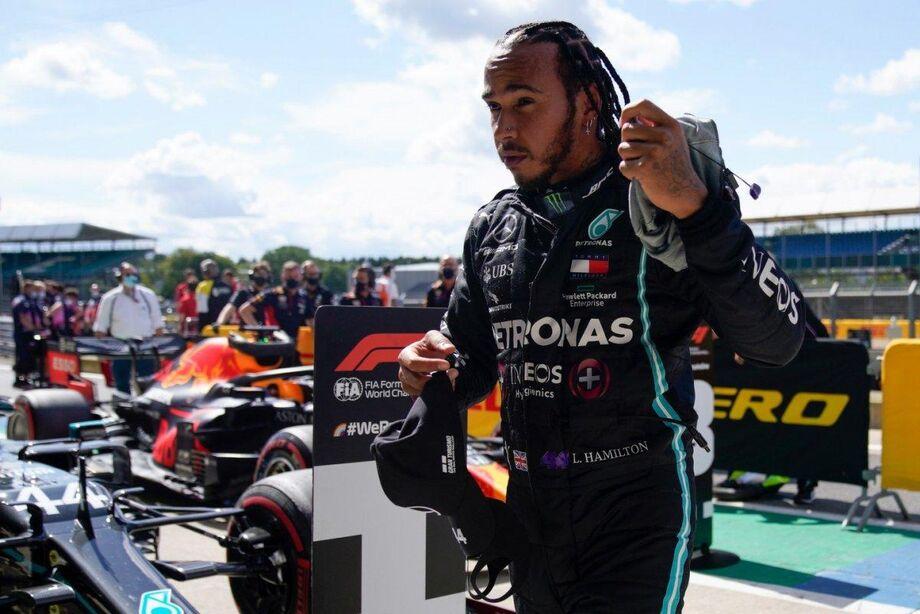 A Racing Point colocou seus carros na quarta e quinta colocações.