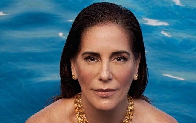 Glória Pires, atriz da Globo