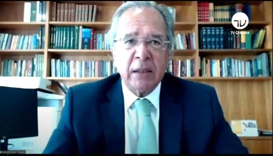 O ministro da Economia, Paulo Guedes, era do Instituto Millenium