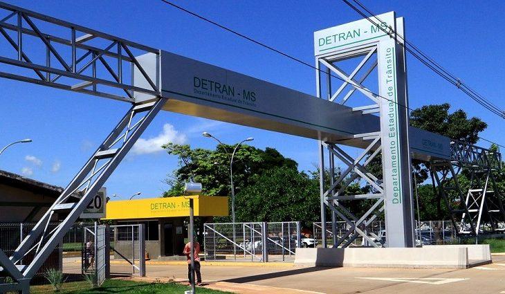 Detran-MS (Departamento Estadual de Trânsito de Mato Grosso do Sul)