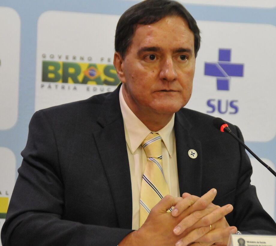 Diretor assistente da Opas, Jarbas Barbosa