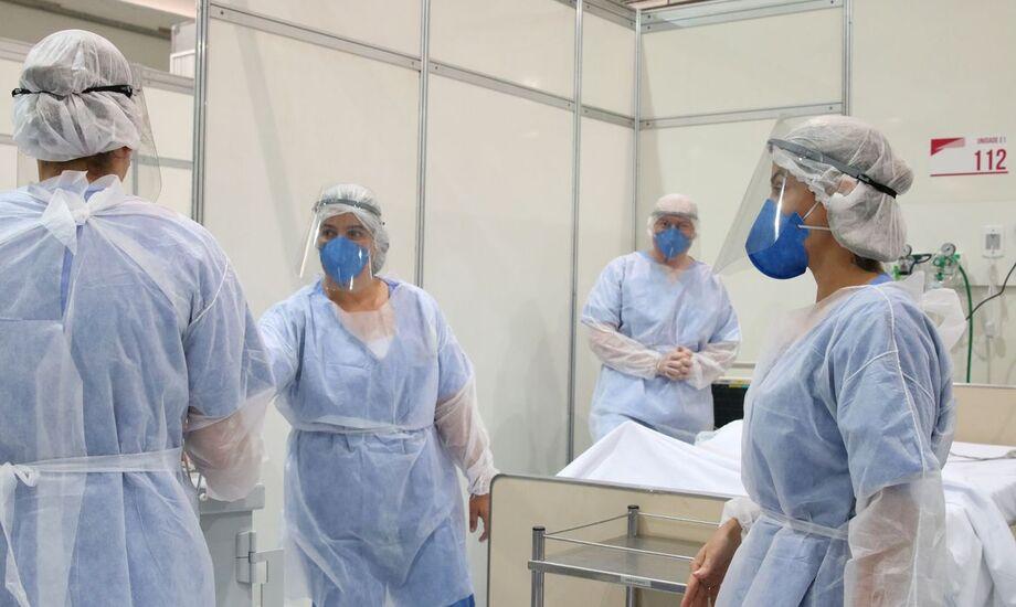 Campanha é lançada para valorizar profissionais de saúde