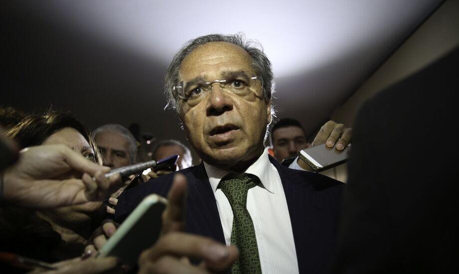 A declaração do ministro foi feita após reunião com o presidente da Câmara dos Deputados, Rodrigo Maia (DEM-RJ)