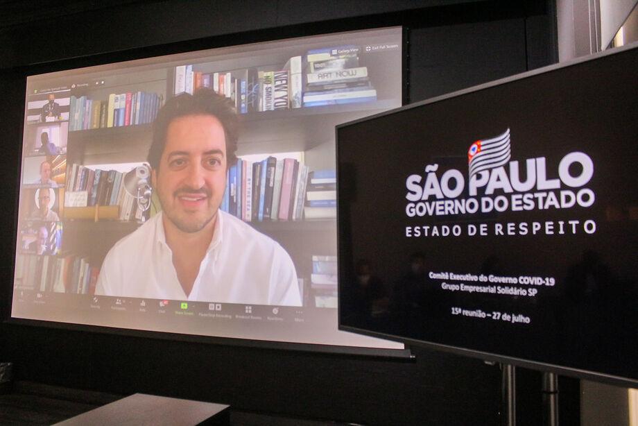 A iniciativa, coordenada pelo governo estadual de São Paulo, já recebeu contribuições de 251 empresas e entidades