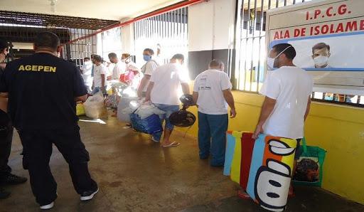 Somente nesta semana, 111 reeducandos do Instituto Penal de Campo Grande (IPCG) já retornaram ao convívio social.