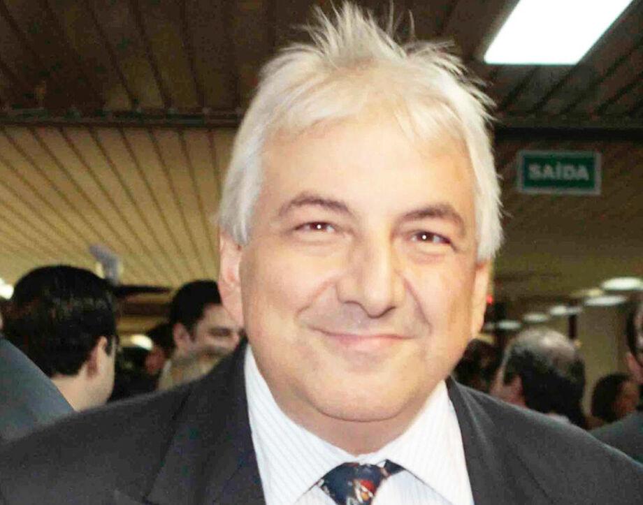 O advogado e professor Eduardo Haddad Filho