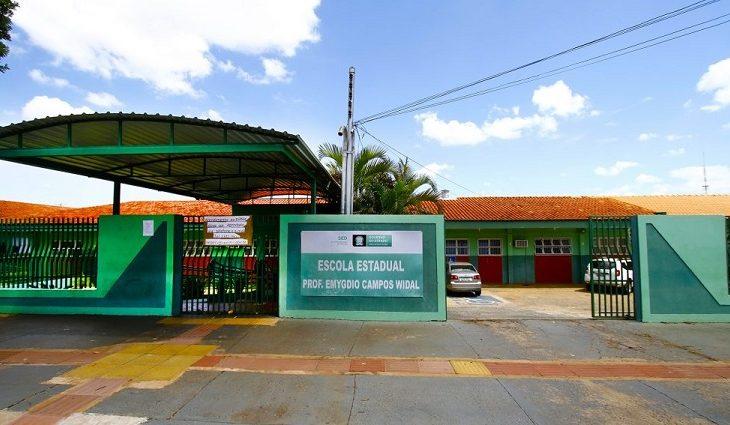 Escola Estadual Emygdio Campos Widal