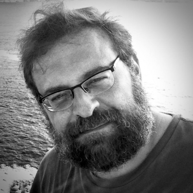 O ilustrador e podcastar Harald Stricker, que morreu aos 47 anos