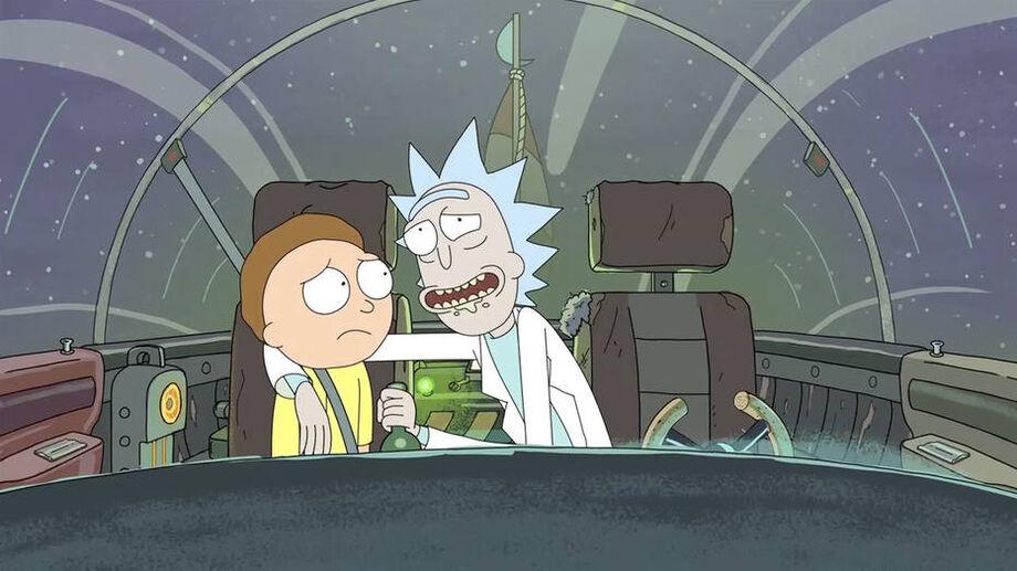 Netflix disponibilizou a segunda metade da quarta temporada de 'Rick and Morty' de surpresa nesta quinta-feira, 13