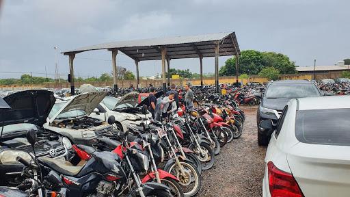 Detran-MS (Departamento Estadual de Trânsito de Mato Grosso do Sul) finalizou o último leilão de veículos para circulação em Três Lagoas