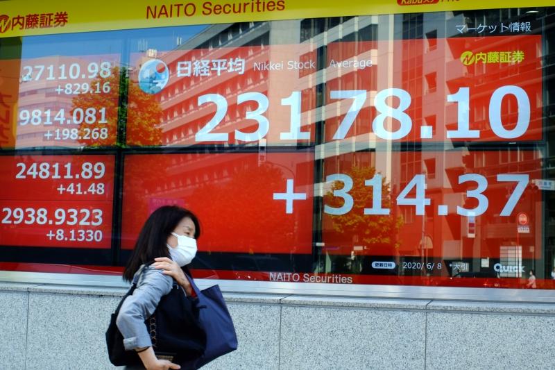 Bolsas da Ásia fecham mistas após indicadores chineses e com impasse nos EUA