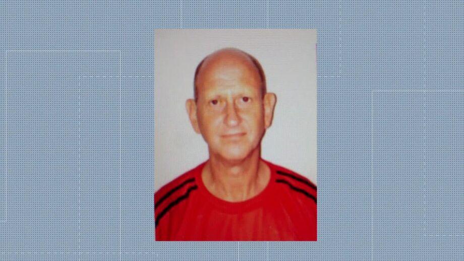 Klaus Fischer, de 73 anos, é suspeito de aliciar menores para a produção de pornografia infantil na Zona Oeste do Rio