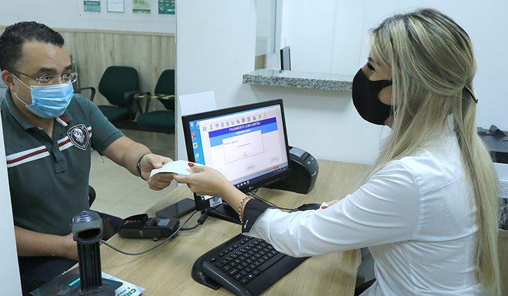 Detran-MS implementa sistema para pagamento de guias por cartão de débito