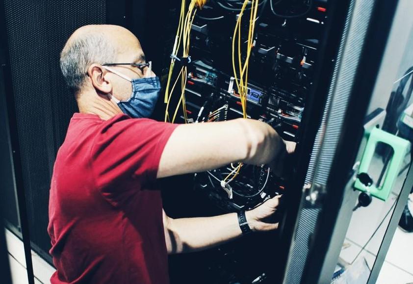 Datacenter Moving foi planejado em três meses e executado pelos próprios servidores