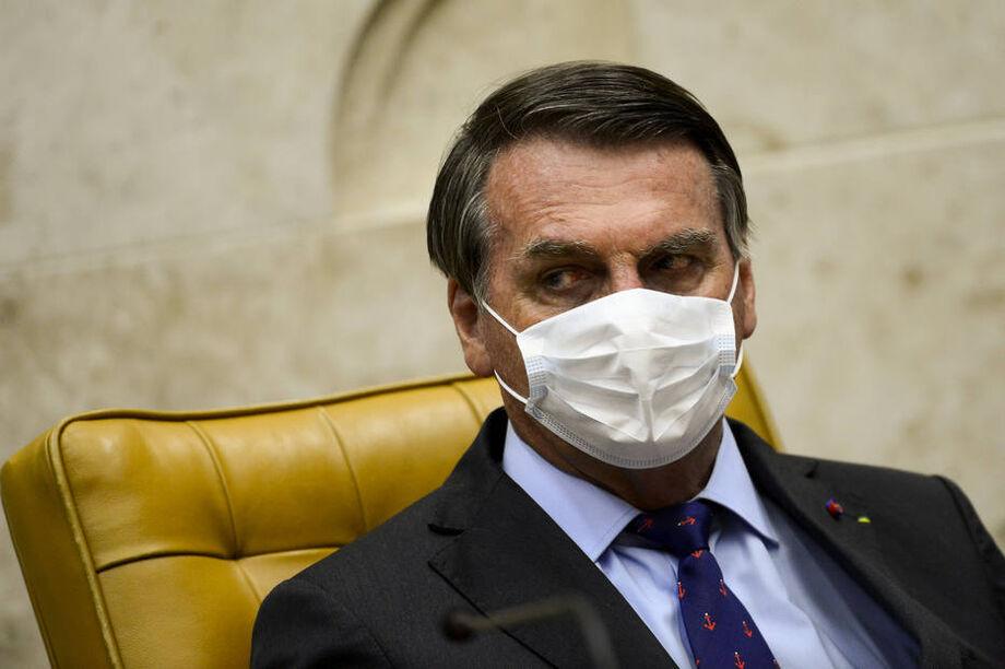 Bolsonaro é investigado sob suspeita de interferir politicamente na Polícia Federal.