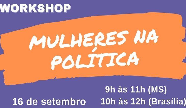 SPPM lança série de workshops sobre mulheres na política