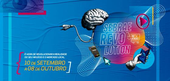 """Talk-show """"Construindo a experiência do Cliente"""" integra a programação do Sebrae Revolution MKT e Vendas"""
