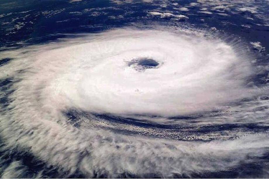 O ciclone bomba irá provocar agitação do mar e ventania sobre parte do Sudeste