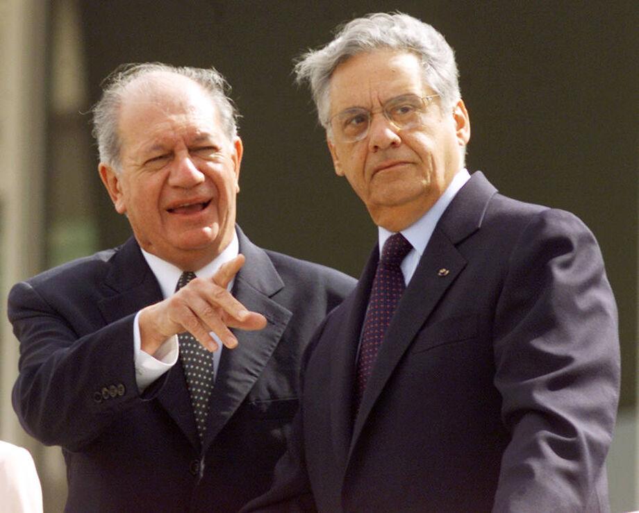 União. Fundações ligadas aos ex-presidentes Ricardo Lagos, do Chile, e Fernando Henrique Cardoso, do Brasil, divulgam documento sobre América Latina