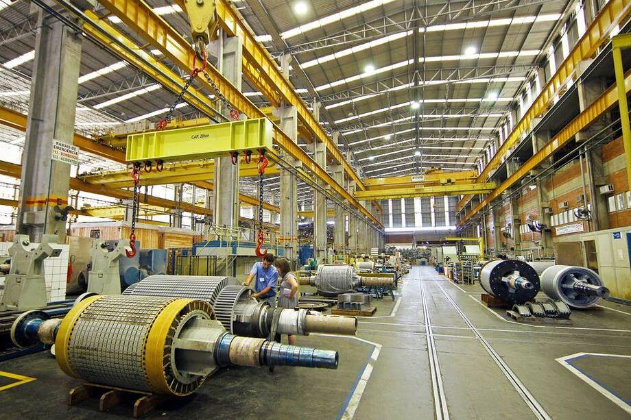 Nos EUA, Índice de atividade industrial Empire State sobe em setembro
