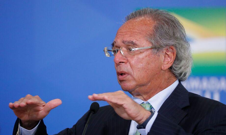 Guedes lamentou a interpretação de veículos de imprensa de que o governo estaria com a intenção de congelar as aposentadorias