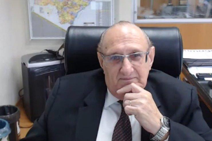 O Desembargador Paschoal Carmello Leandro