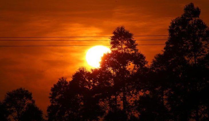 Ar quente e seco nesta quarta prepara o Estado para chegada gradativa da chuva