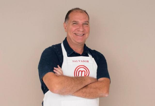 Salvador cozinha há 35 anos e é bastante competitivo