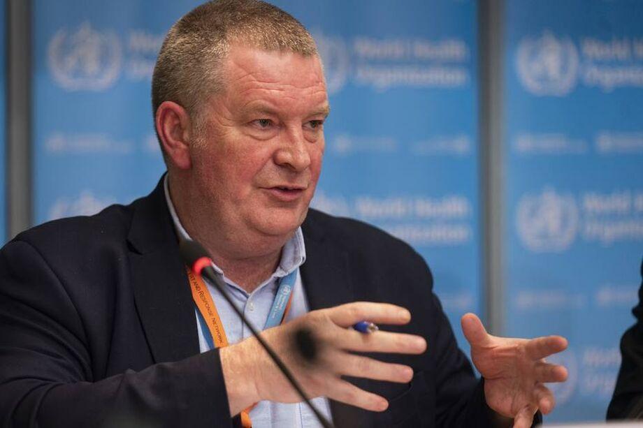 Michael Ryan, especialista em emergências da OMS