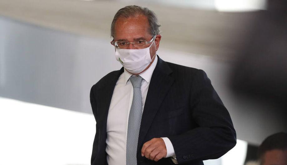 A reunião presencial foi convocada por Guedes após a polêmica envolvendo o Renda Brasil.