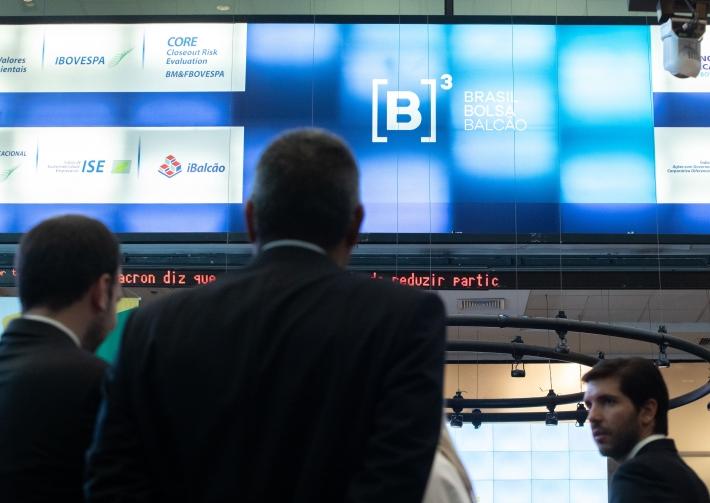 O giro financeiro totalizou R$ 21,9 bilhões