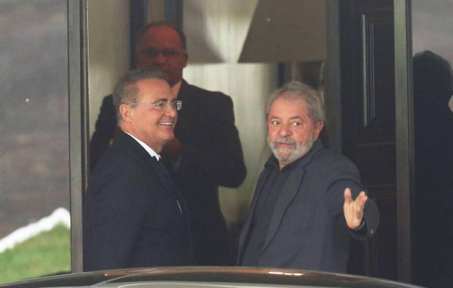 Alguns usuários das redes sociais criticaram Lula por ter quebrado a quarentena