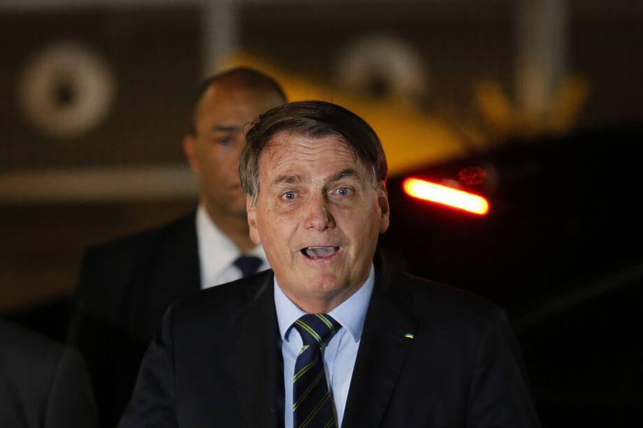 Ele alega que não me acusou, que trouxe fatos. Tá de brincadeira esse Sérgio Moro!, completou o presidente.