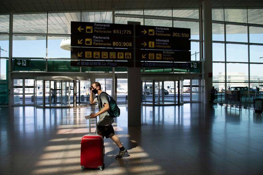 Entre os entrevistados que disseram ter planos de viajar nos próximos meses, um quarto disse que deve voltar a pegar um voo em menos de um mês