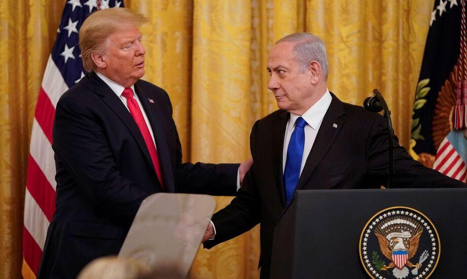 Acordo de paz assinado nesta semana entre Israel, Emirados Árabes Unidos e Bahrein e intermediado pelos Estados Unidos