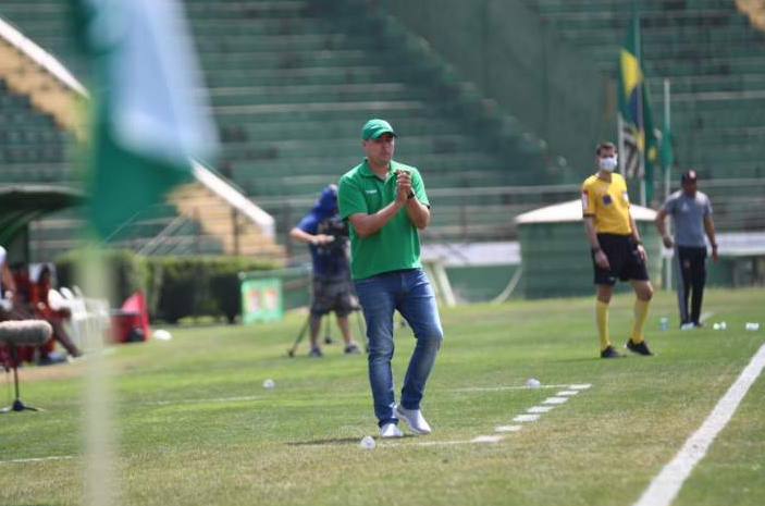O provável Guarani para esse jogo é este: Jefferson Paulino